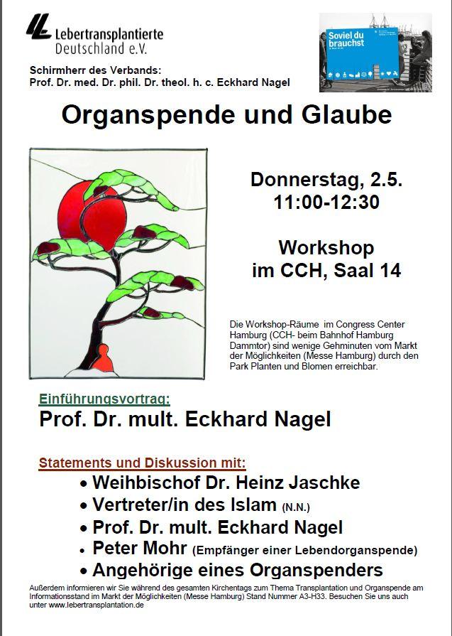 Organspende und Glauben - Bündnis Organspende - Baden Württemberg